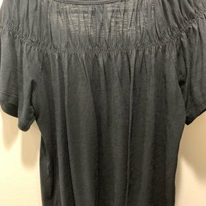 Anthropologie Tops - Anthropologie peasant blouse
